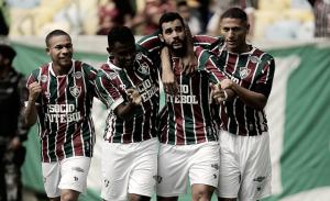 Fluminense joga bem, encerra série negativa e vence Santos na estreia do Brasileirão