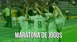 Maratona decisiva: Chapecoense encara sequência de dez jogos em um mês