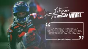 La Firma VAVEL Moto2 del GP de Italia: un portugués entre la marea amarilla