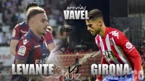 Previa Levante UD - Girona CF: aún no está todo dicho