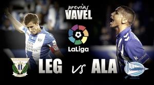 Previa CD Leganés - Deportivo Alavés: con la mente puesta en la Copa