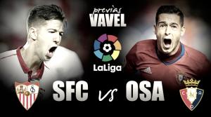 Previa Sevilla FC - CA Osasuna:la última batalladel amateurismo