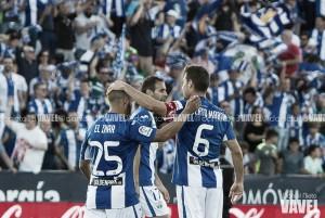 Resumen centrocampistas CD Leganés 2016/2017: orden, contundencia y llegada