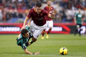 Roma, la volata Champions parte dal Sassuolo