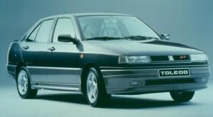 SEAT Toledo Podium: el regalo de los medallistas en Barcelona 92