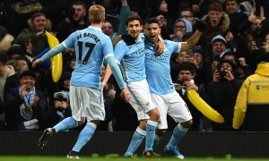 M. City - Everton 3-1: Citizens in finale di Capital One Cup