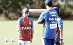 Auxiliar Luisinho Quintanilha valoriza empate do Bahia no Ba-Vi