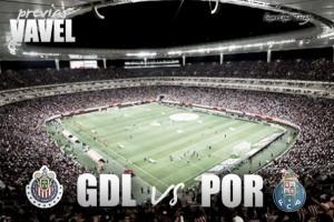 Previa Chivas - Porto: El duelo internacional más mexicano
