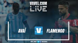 Resultado de Flamengo x Avaí no Campeonato Brasileiro 2017 (1-1)