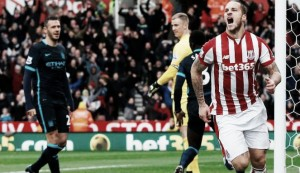 Mark Hughes delighted with win over Manchester City