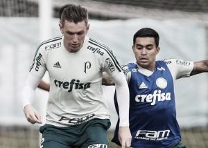 Após vitória diante do Bahia, Palmeiras se reapresenta e Dudu volta a integrar treino
