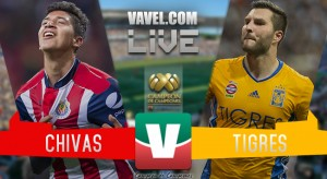 Resultado y goles del Tigres (1-0) Chivas en Campeón de Campeones