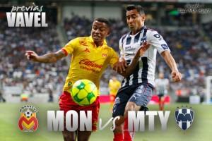 Previa Morelia - Monterrey: recuerdos frescos