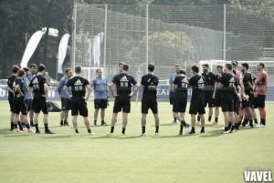 Zurutuza, principal novedad para recibir al FK Vardar