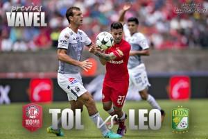 Previa Toluca - León: Por el resurgimiento en el torneo
