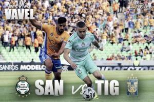 Previa Santos - Tigres: Cierre en el norte