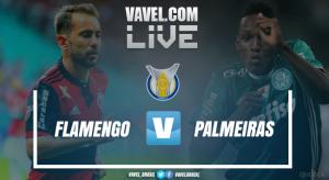 Resultado Flamengo x Palmeiras no Campeonato Brasileiro 2017 (2-2)