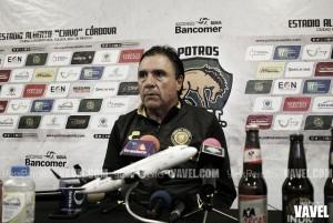 """Jorge Dávalos: """"No estuvimos a la altura que esperábamos"""""""