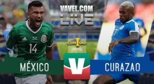 Resultado y goles del México (2-0) Curazao