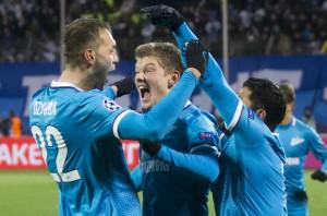El Zenit deja a Nuno bajo cero