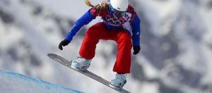 Snowboardcross (D) : Trespeuch en bronze !
