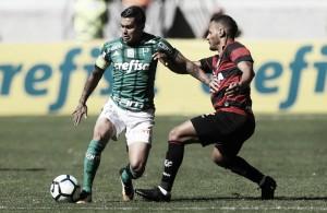 Péssimo como mandante, Vitória busca triunfo contra Palmeiras para deixar rebaixamento