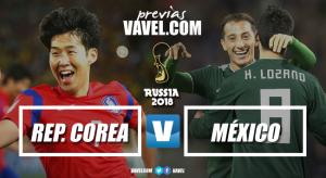 Corea del Sud - Messico in diretta, LIVE Russia 2018 (17:00)