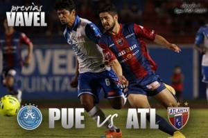 Previa Puebla - Atlante: vuelvela Copa MX al Cuauhtémoc