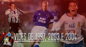 Grêmio, Cruzeiro e Santo André: os algozes do Flamengo nas finais de Copa do Brasil