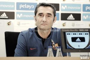 """Valverde: """"No podemos decir que el Madrid es superior a nosotros"""""""