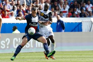 Diretta Guingamp - PSG, live della partita di Ligue 1
