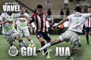 Previa Chivas - FC Juárez: Por la primera victoria