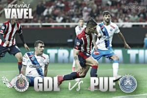 Previa Chivas – Puebla: Con obligación de ganar