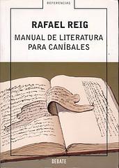 Manual de literatura para caníbales de Rafael Reig