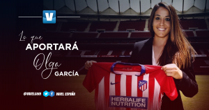 ¿Qué aportará Olga García al Atlético de Madrid?