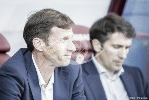 """Ziganda: """"El equipo tiene que llegar rabioso ante el FC Barcelona"""""""