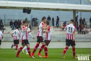 Asier Benito e Iñigo Vicente sentencian a la Peña Sport