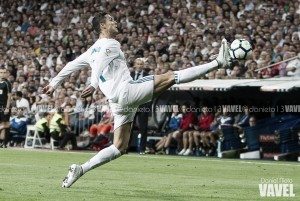 Cristiano Ronaldo iguala a Raúl, 83 asistencias en La Liga
