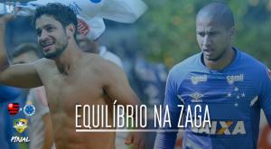 Após oscilações em 2017, defesa do Cruzeiro encontra equilíbrio na dupla Léo e Murilo
