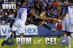 Previa Pumas vs Celaya: ganar o morir en C.U
