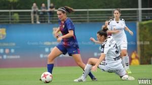 Liga Iberdrola week 2: Santa Teresa pick up point in Valencia
