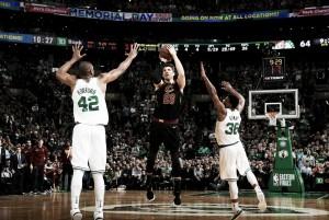 Los Boston Celtics muestran interés en Kyle Korver