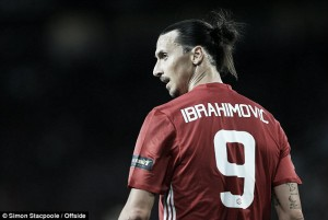 Zlatan Ibrahimovic, conforme con el punto en Anfield