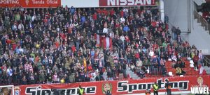 Sporting-Betis: aficiones hermanadas