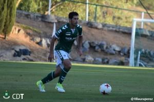 CD Toledo - Gimnástica Segoviana: hora de ganar