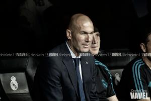 Zidane, un entrenador de récord