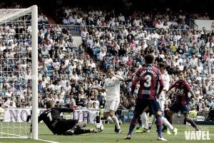Levante - Real Madrid: puntuaciones del R.Madrid, jornada 22 de LaLiga Santander
