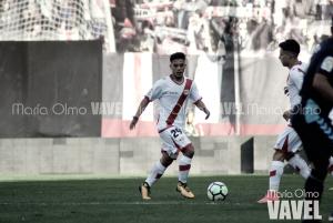 "Fran Beltrán, ""MVP"" del Rayo Vallecano - Sporting de Gijón"