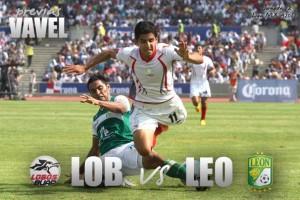 Previa Lobos BUAP - León: A saldar cuentas pendientes
