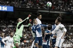 El Real Madrid, invicto en el RCDE Stadium